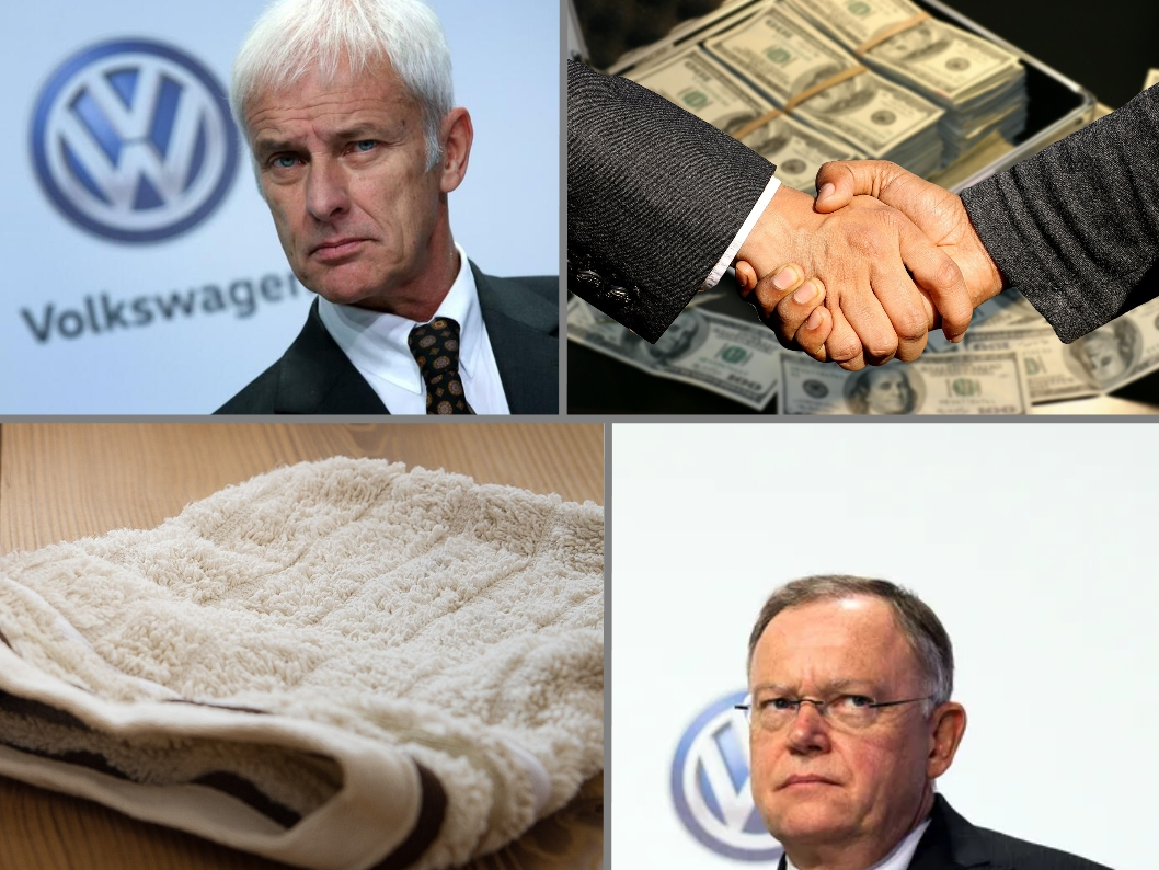 Ethik und Moral sind was für Waschlappen. Das sind VW-Manager definitiv nicht.