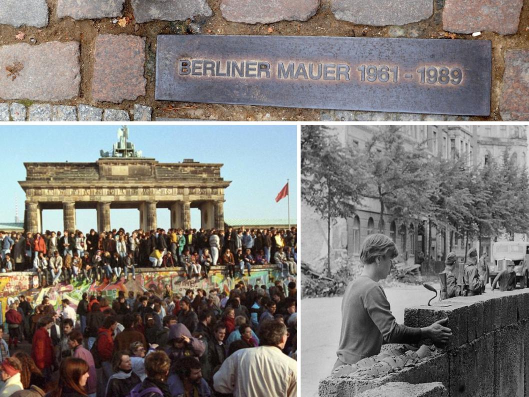 30 Jahre Mauerfall – ein Glücksfall. Die Mauer in den Köpfen – ein Denkfehler.